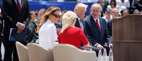 Hot Mic Catches Sara Netanyahu Bashing The Media
