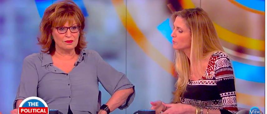 Joy Behar Ann Coulter (photo by: YouTube Screenshot)