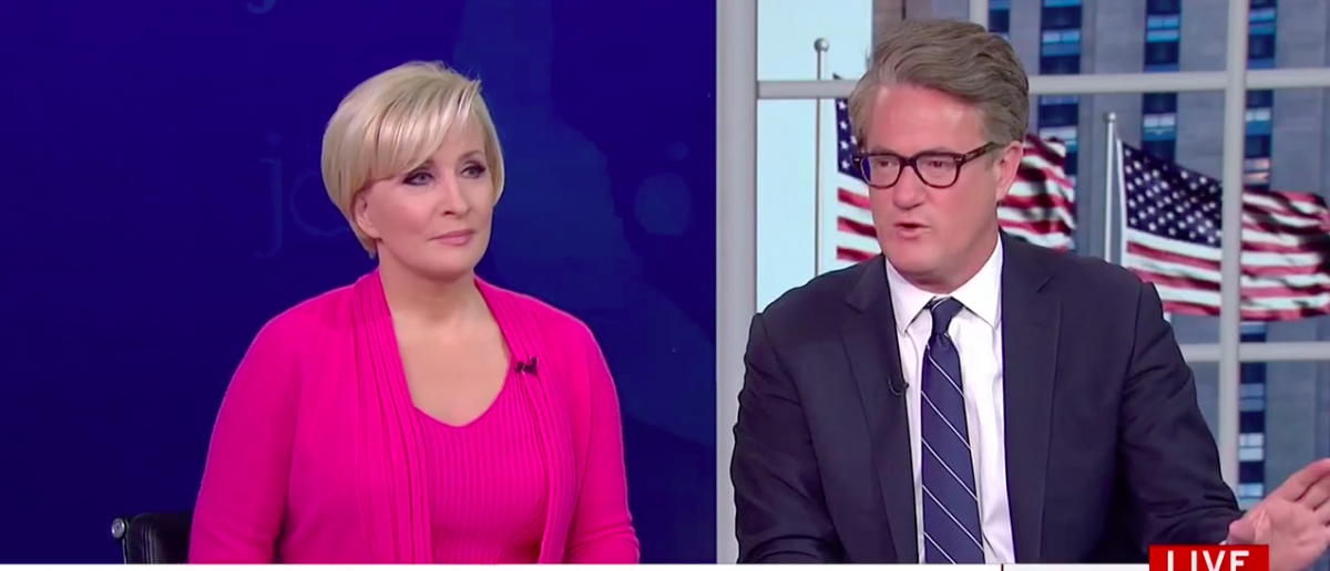 "Screen Shot MSNBC's ""Morning Joe"" (May 15, 2017)"