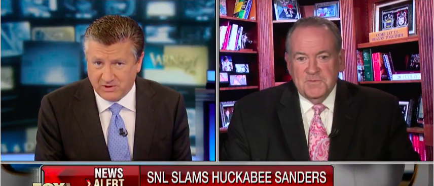 Mike Huckabee (photo: YouTube Screenshot)