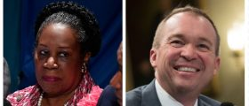Sheila Jackson Asks Mulvaney If He's A Doctor [VIDEO]