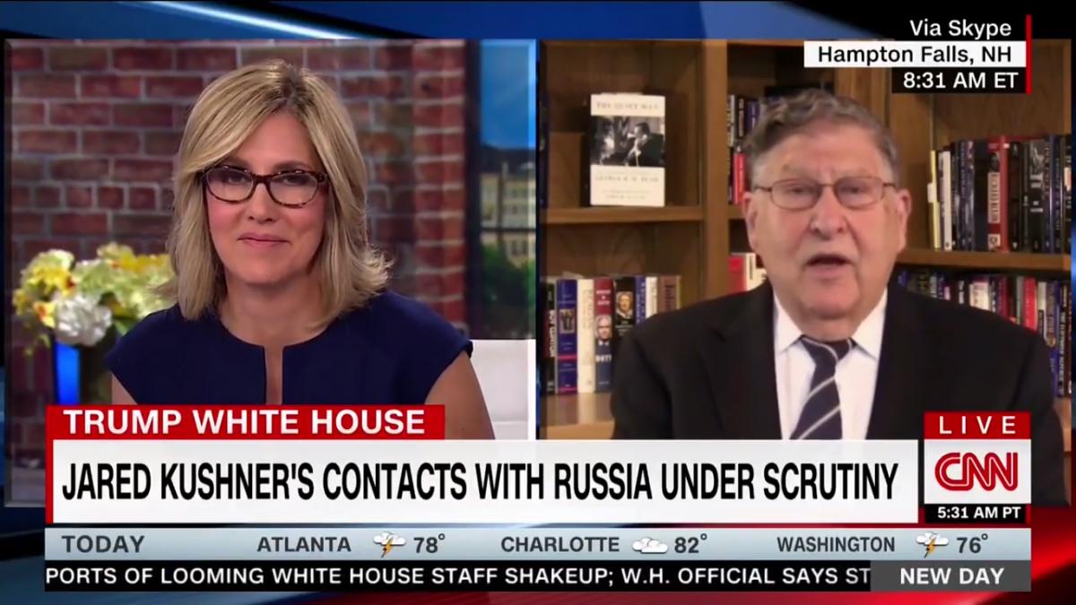 Screenshot John Sununu CNN New Day 5-30-17