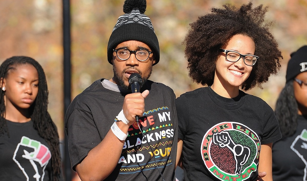 University of Missouri Black Lives Matter protest Getty Images/Michael B. Thomas