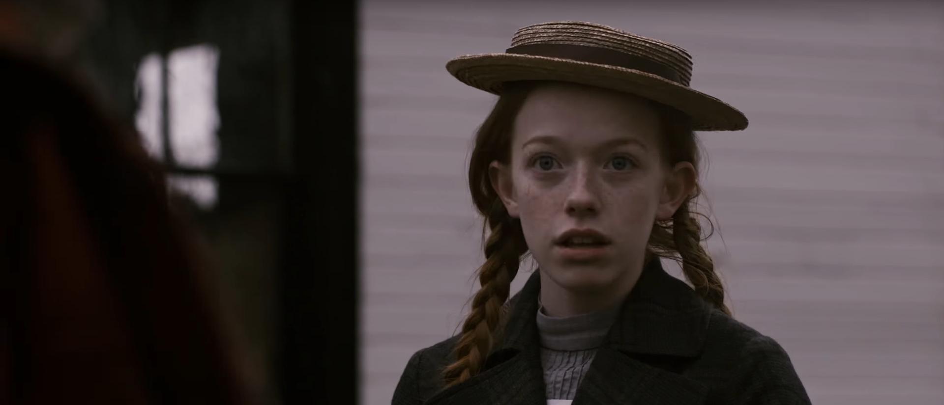 Amybeth McNulty as Anne (YouTube)