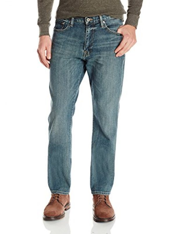 Normally $100, this pair of jeans is 64 percent off today (Photo via Amazon)