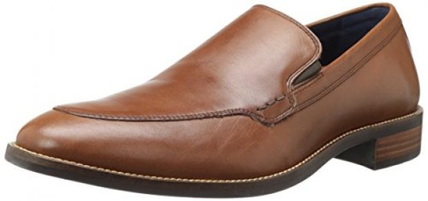 Normally $120, this pair of loafers is 20 percent off today. It is available in both black and brown (Photo via Amazon)