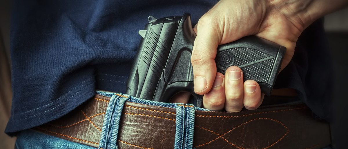 Head vs. Holster: The Importance Of A Solid Self-Defense Mindset | The Daily Caller