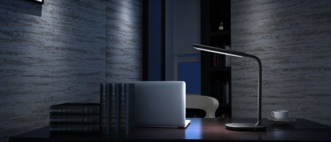 This lamp is perfect for your desk (Photo via Amazon)