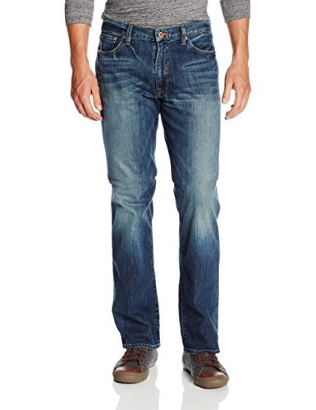 Normally $100, this pair of jeans is 50 percent off today (Photo via Amazon)
