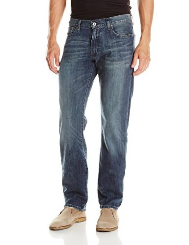 Normally $100, this pair of jeans is 59 percent off today (Photo via Amazon)