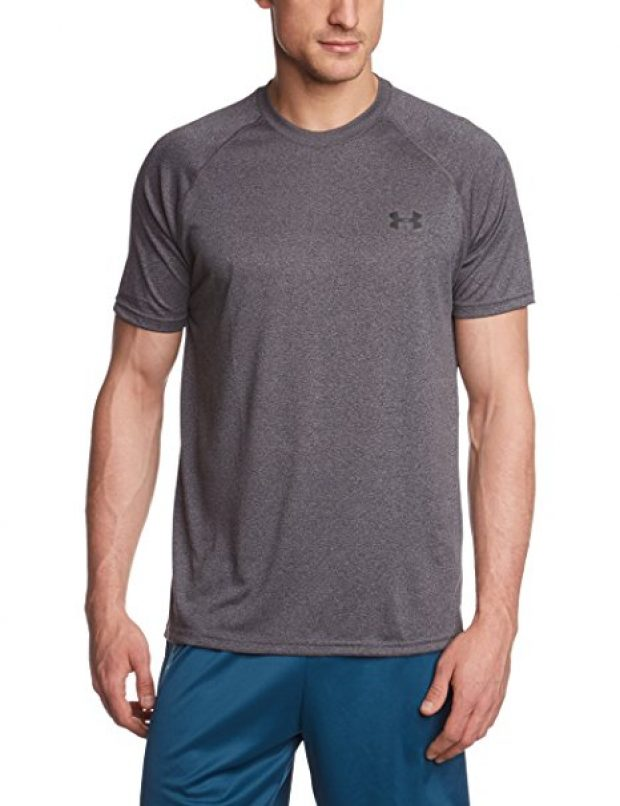 Normally $25, this shirt is 25 percent off today. It is available in over 50 different colors (Photo via Amazon)
