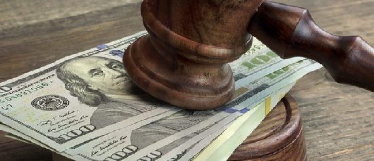 Judge Money Gavel (Shutterstock/AVN Photo Lab)