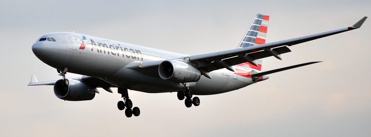 American Airlines plane (Photo: Shutterstock/Vytautas Kielaitis)