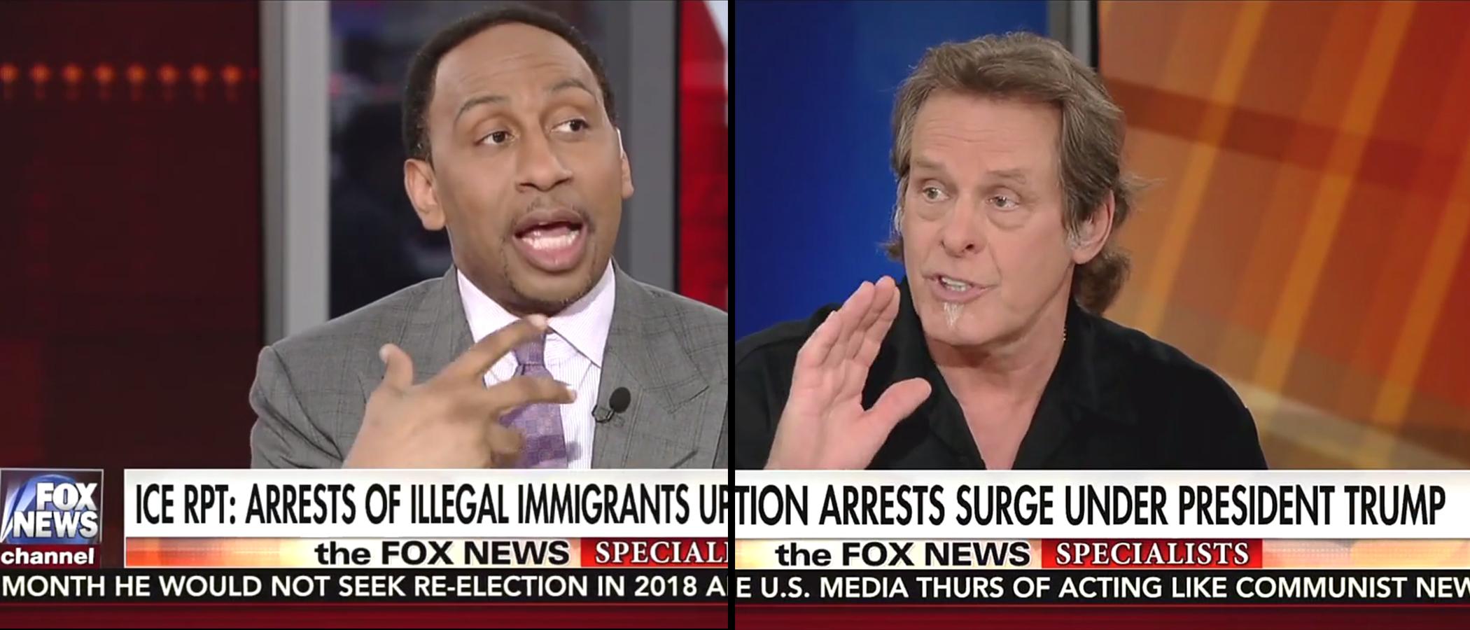"Video Still From ""Fox News Specialists"""