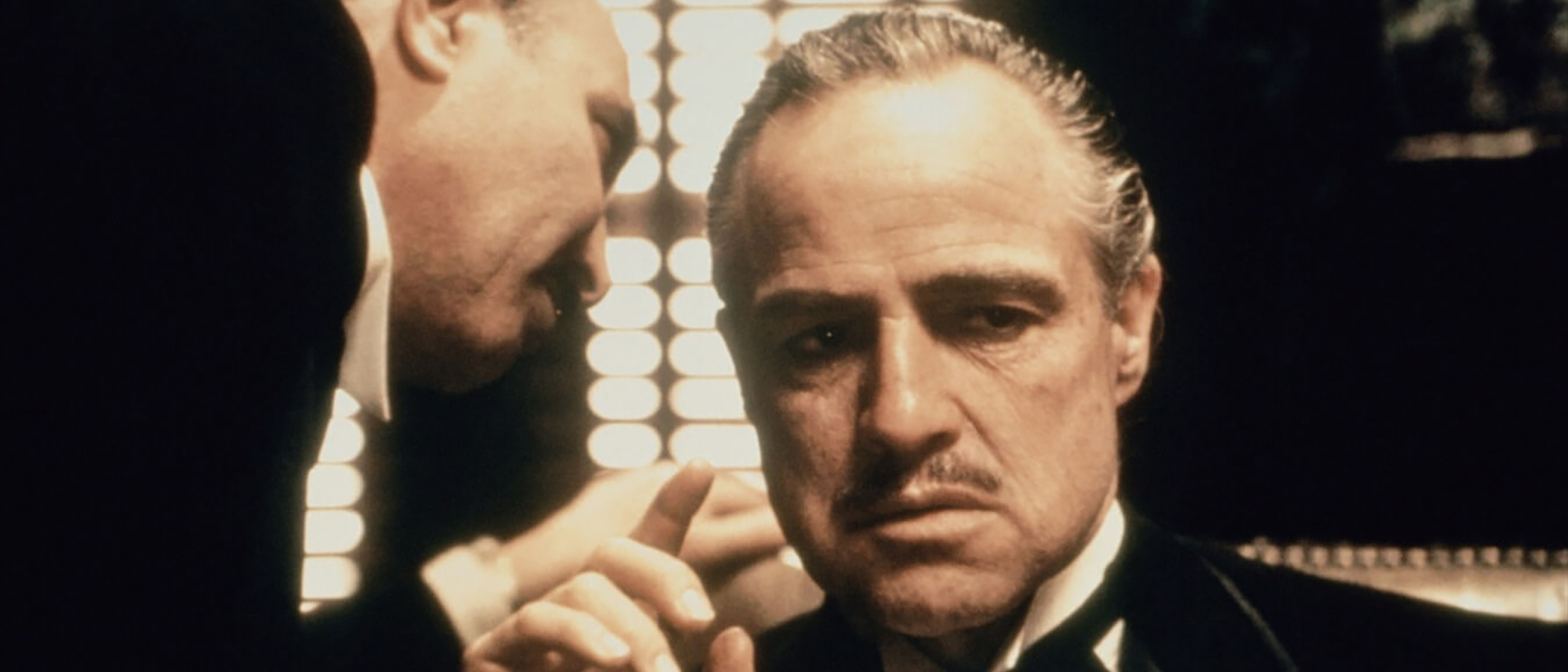 """Still from """"The Godfather"""""""
