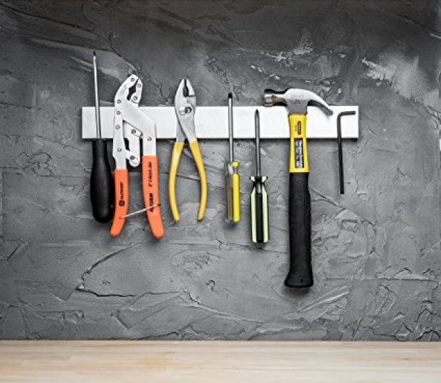 It can also support tools! (Photo via Amazon)