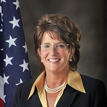 Photo of Rep. Jackie Walorski