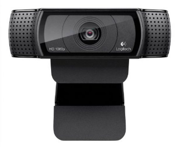Normally $63, this #1 bestselling webcam is 21 percent off today (Photo via Amazon)