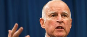 Jerry Brown Blames Fires On Global Warming. Here's Why That's Insane