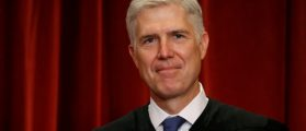 Justice Gorsuch Delivers For Conservatives In First Term