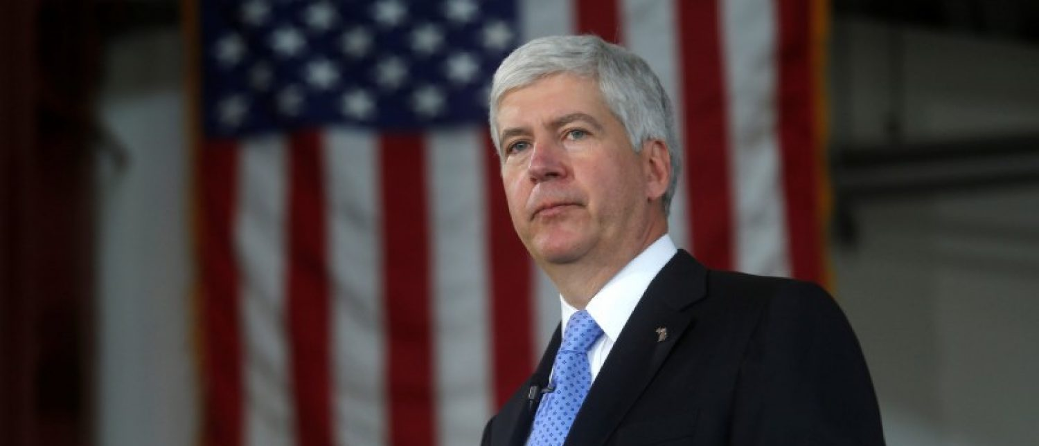 Ex-Michigan Gov. Snyder to face charges in Flint Water Crisis – IOTW Report