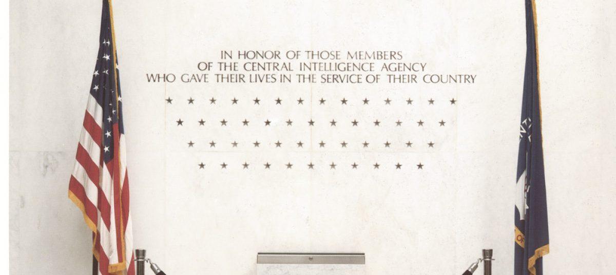 Memorial Wall Cia/Flickr official CIA account