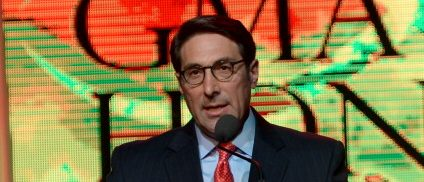 NASHVILLE, TN - APRIL 29: Chief Counsel for the American Center for Law & Justice Jay Sekulow hosts the GMA Honors Celebration and Hall of Fame Induction at the Allen Arena at Lipscomb University on April 29, 2014 in Nashville, Tennessee. (Photo by Rick Diamond/Getty Images for GMA)