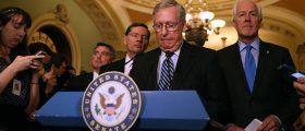 Here's The One Significant Change Of The New Senate Obamacare Bill