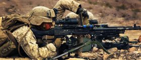 Sniper Hits ISIS Fighter Over 2 Miles Away, Shatters World Record