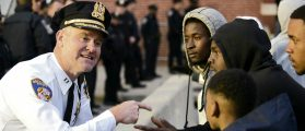 Baltimore Police Union Says It's In Desperate Need Of Staffing