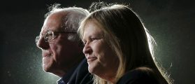 Claims Of Nepotism Swirl Around 'Sweetheart Deal' For Bernie Sanders' Step-Daughter