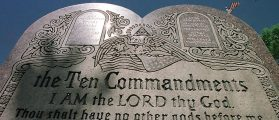 SCOTUS Rejects Appeal Of Ten Commandments Display