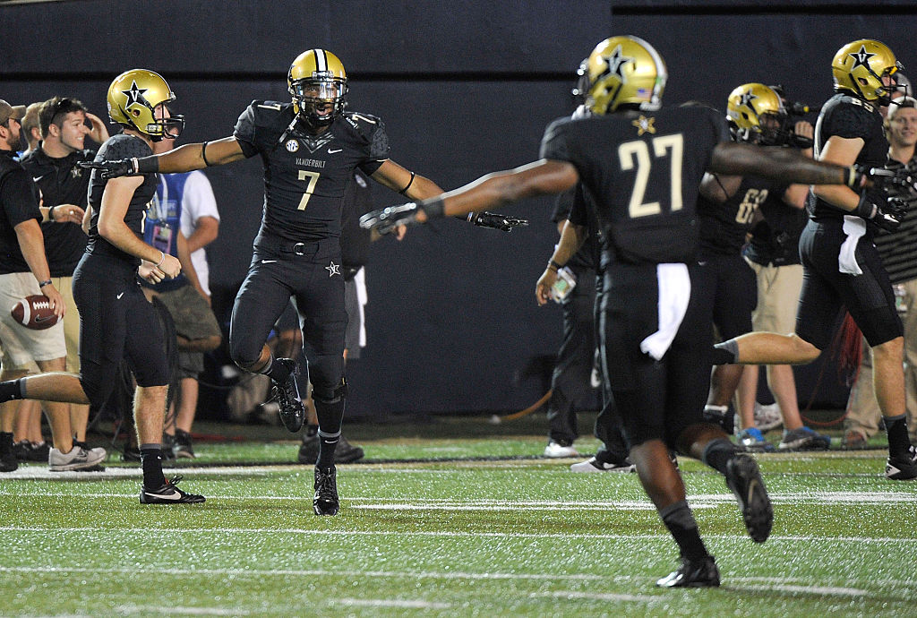 Three Vanderbilt Football Players Suspended From Team After Target Shooting