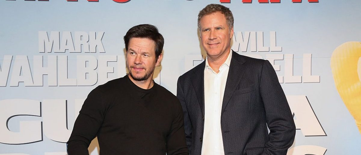 Will Ferrell, Mark Wahlberg (Credit: Getty Images/Victor Chavez)
