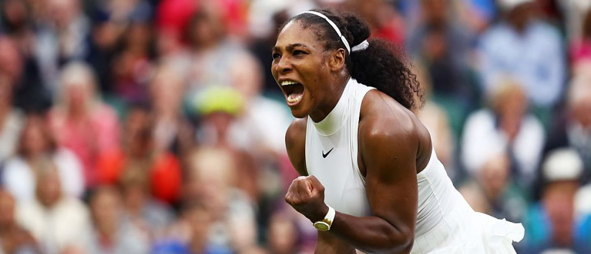 Serena Williams (Credit: Getty Images/Clive Brunskill)