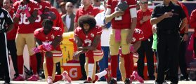 Liberals Freak Out When Trump Calls Out NFL Players For Kneeling During Games