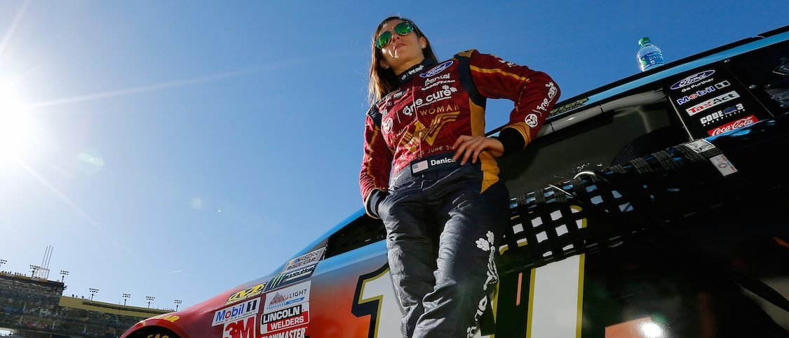 The hottest wives and girlfriends of the fastest drivers in the world. (Photo: Getty)