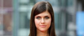 Alexandra Daddario's GQ Photo Shoot Pushes The Limits Of The One-Piece