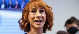 Kathy Griffin Cries: 'I've Been Blacklisted' After Beheaded Trump Photo [VIDEO]