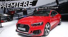 Audi RS 5 Coupe (REUTERS/Arnd Wiegmann)