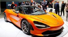 McLaren 720S (REUTERS/Arnd Wiegmann)