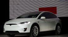 Tesla Motors Model X (REUTERS/Stephen Lam)