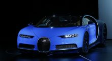 Bugatti Chiron (REUTERS/Denis Balibouse)