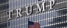 The Trump International Hotel and Tower is seen in Chicago, Illinois, United States, January 14, 2016. REUTERS/Jim Young - RTX22G2L