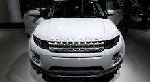 Range Rover Evoque (REUTERS/Alex Domanski)