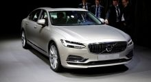 Volvo S90 (REUTERS/Aly Song - RTX2RGSU)