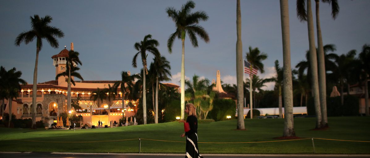 Mar-a-Lago Estate (Palm Beach, FL) (Photo Credit: Getty/Carlos Barria)