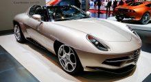Alfa Romeo Disco Volante Spyder (REUTERS/Arnd Wiegmann)
