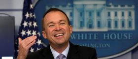 Trump Names Mulvaney To Head Consumer Protection Agency