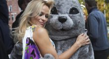 Pamela Anderson is an animal lover (Photo: Reuters)
